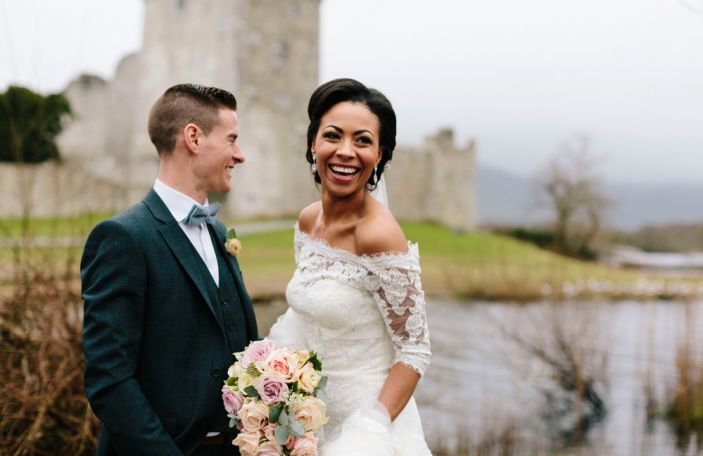 Melissa and Richard's beautiful Kerry wedding, captured by Emma Jervis
