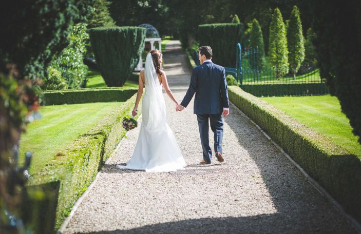 Wedding event at Killashee Hotel