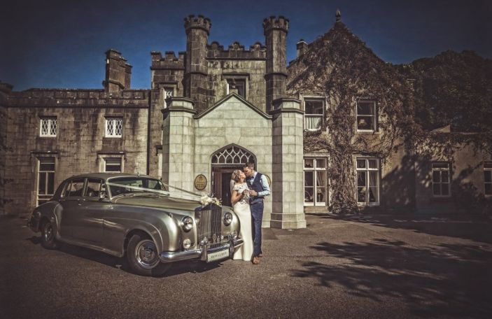 Diary date: The Abbey Hotel's wedding showcase, Sunday January 21st 2018