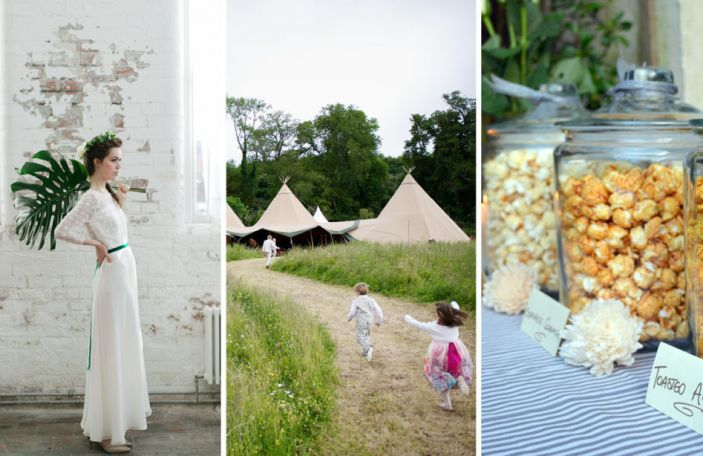 Planning a wedding with a difference? 7 fab alternative wedding suppliers