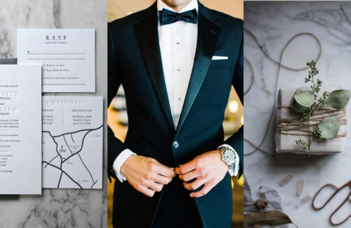 Hey Groomie! Your ultimate groom's wedding checklist