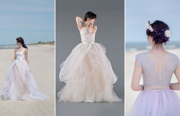 Wardrobe by Dulcinea; the ultimate online wedding dress boutique