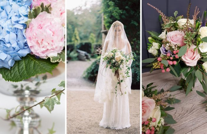 Ask The Experts: A Guide To Picking Your Wedding Flowers By Season