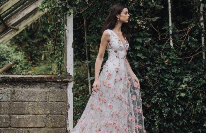 Her Dark Materials: Stunning bridal fashion & accessories at Leixlip Manor