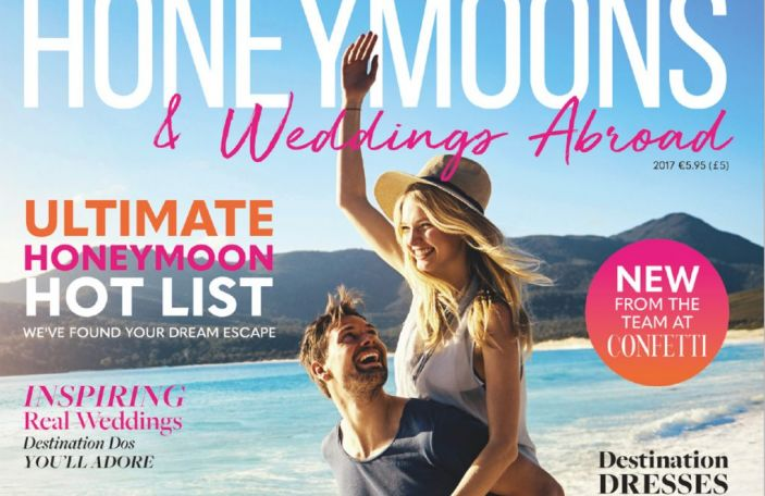 6 Reasons You Need Confetti's Honeymoons & Weddings Abroad