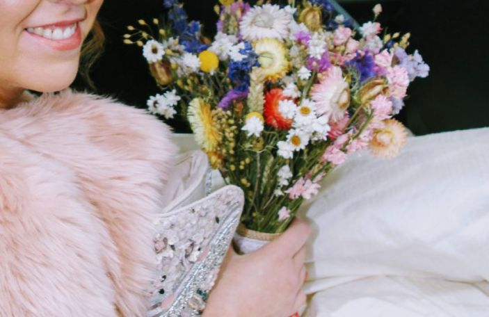 WIN! €350 worth of flowers for your wedding from Mad About Flowers