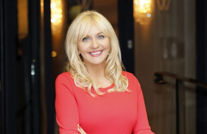 Miriam O'Callaghan won't be a traditional mother of the bride at daughter Alannah's wedding