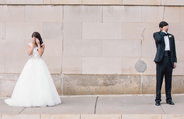 3 common wedding day fears - and how to get over them
