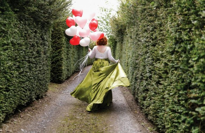 Watch: Heather & Doug's Festival Inspired Real Wedding