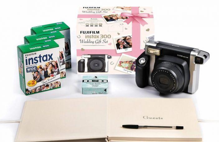 WIN! Fujifilm Instax Wedding Gift Set (including camera), worth €200