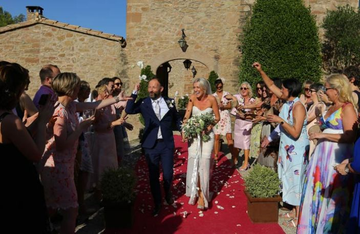 Ireland AM's Ciara Doherty looked beautiful at Spanish wedding to long term partner Richard Stearn