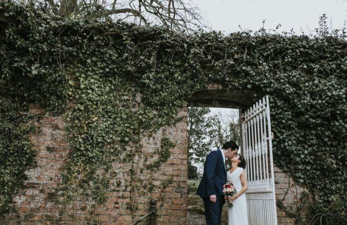 Deirdre and David's relaxed, elegant wedding at Boyne Hill House Estate