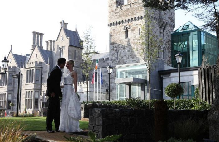 WIN! A romantic break away with dinner at Clontarf Castle