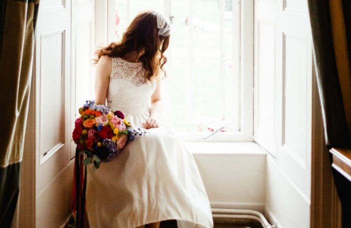 7 wedding dress photographs you didn't know you needed