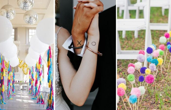 The 9 biggest wedding trends we're going to see in 2018, according to Pinterest