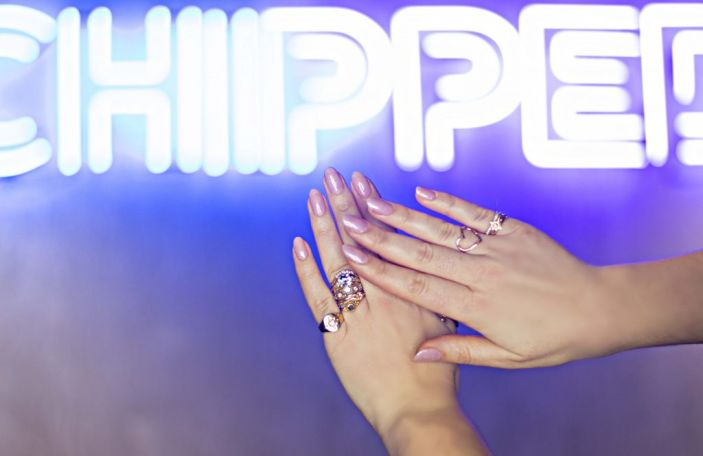 WIN! A Hen Party evening at CHIPPED nail bar!