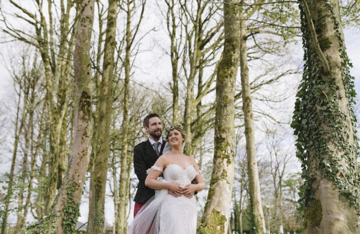 Sophie and Richard's Gorgeous Clonabreany House Wedding