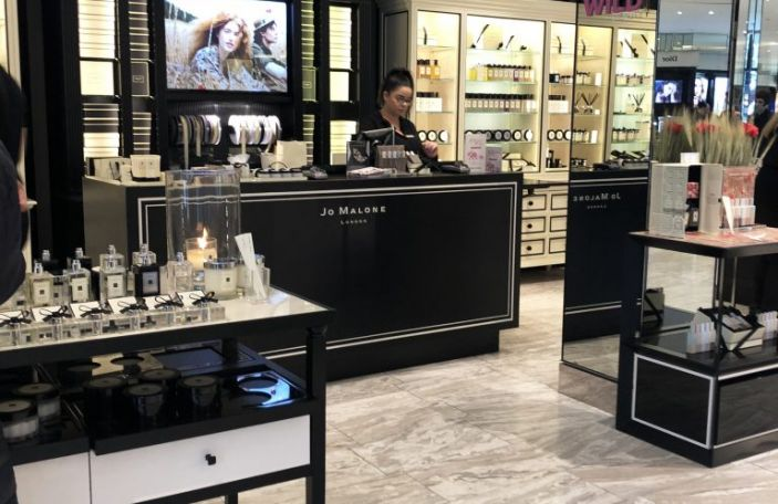 We tried the Jo Malone Bridal Scent Experience and it was totally worth it