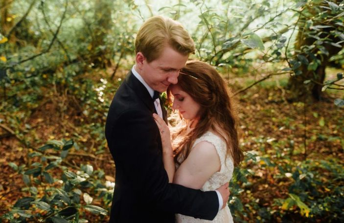 Lucy and Paul's Stunning Wicklow Wedding at Trudder Lodge