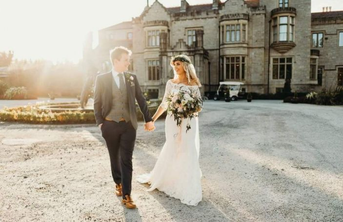 The Fab Five: 5 fairytale castle wedding venues in Ireland