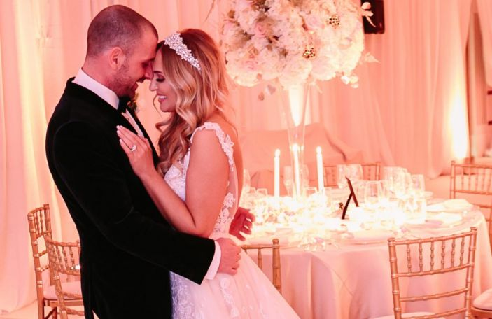 A stunning extravaganza for Aoife and Mark at Powerscourt Hotel