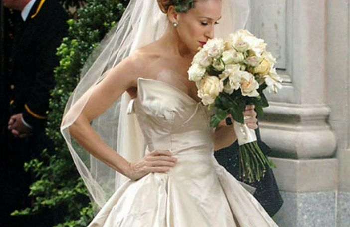 8 iconic on-screen wedding dresses to draw inspiration from
