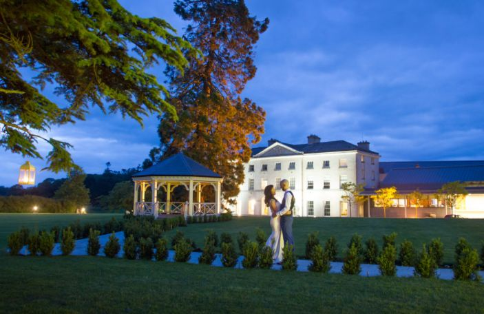 WIN! Romantic overnight stay at Farnham Estate plus two tickets to their wedding afternoon