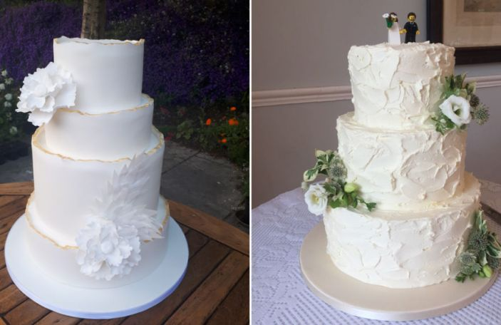 Wedding Cake Questions Answered by Bella's Baking