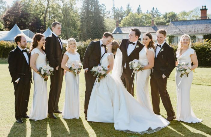 5 Places to Take Fab Wedding Photos at Virginia Park Lodge