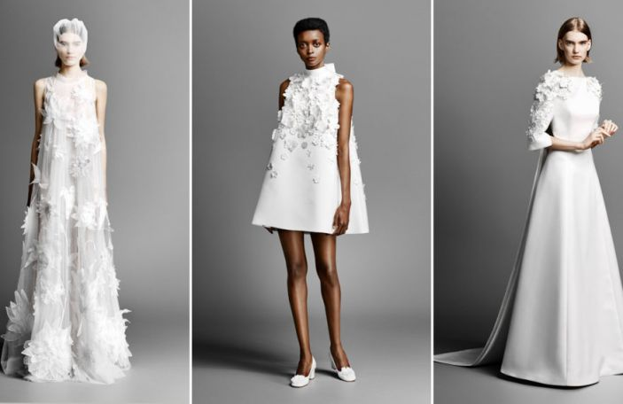 Viktor & Rolf Bridal Collection for Spring 2019