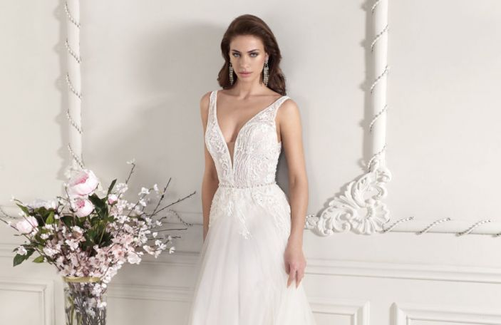 The Demetrios 2019 wedding dress collection, and where to get them in Ireland