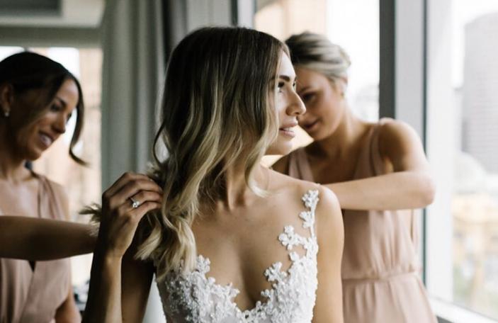 7 common mistakes brides make when wedding dress shopping