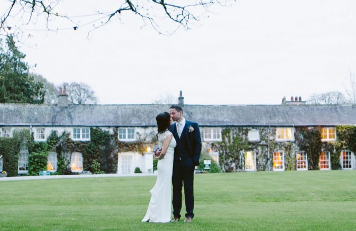 Danielle and Liam's Intimate Wedding at Rathsallagh House, Co. Wicklow