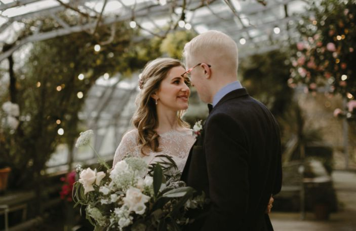 A Picturesque Day For Ursula And Mark at Larchfield Estate, Co. Antrim