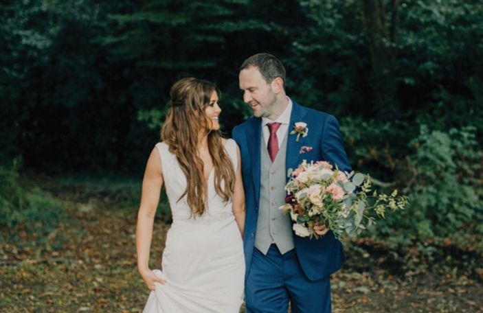 Anita and Dave's Floral-Infused Day at Faithlegg House, Co. Waterford