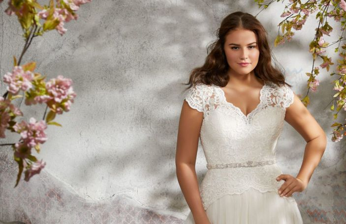 The Bridal Boutique Directory For Plus Size and Curvy Brides
