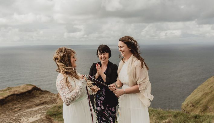 Yvonne Cassidy Weddings