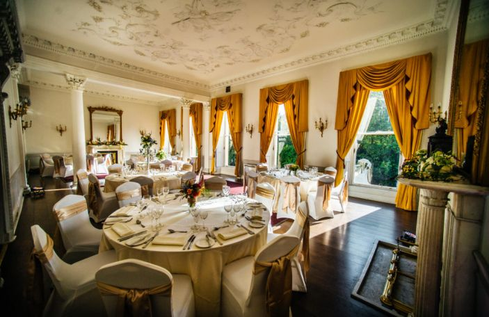 Venue of the Month November 2018 - Stephen's Green Hibernian Club