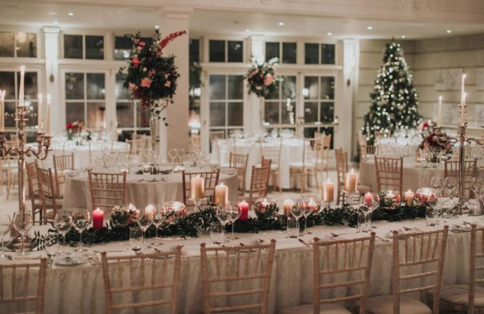 You're invited: Tankardstown's Christmas wedding showcase, November 27th