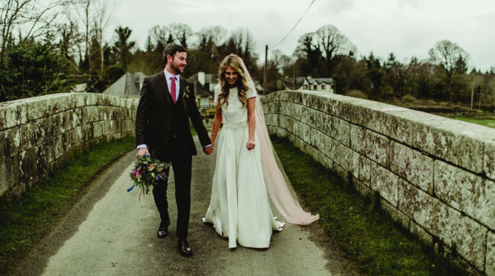 Sophia and Paddy's Valentine's Wedding at Step House Hotel