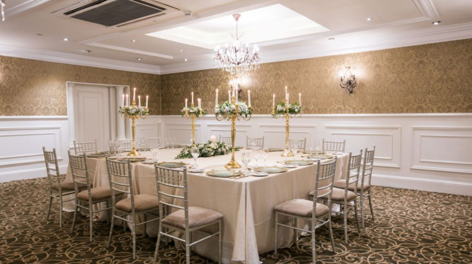 Diary date: Fitzgerald's Woodlands House Hotel Wedding Showcase - Nov 26th