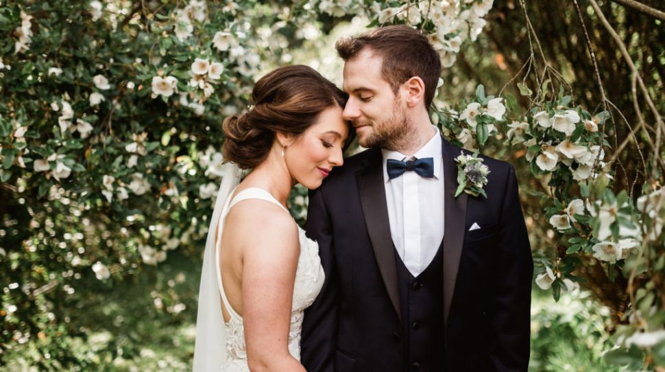 Floral-Filled Wedding at Drenagh House for Chloe and Nick