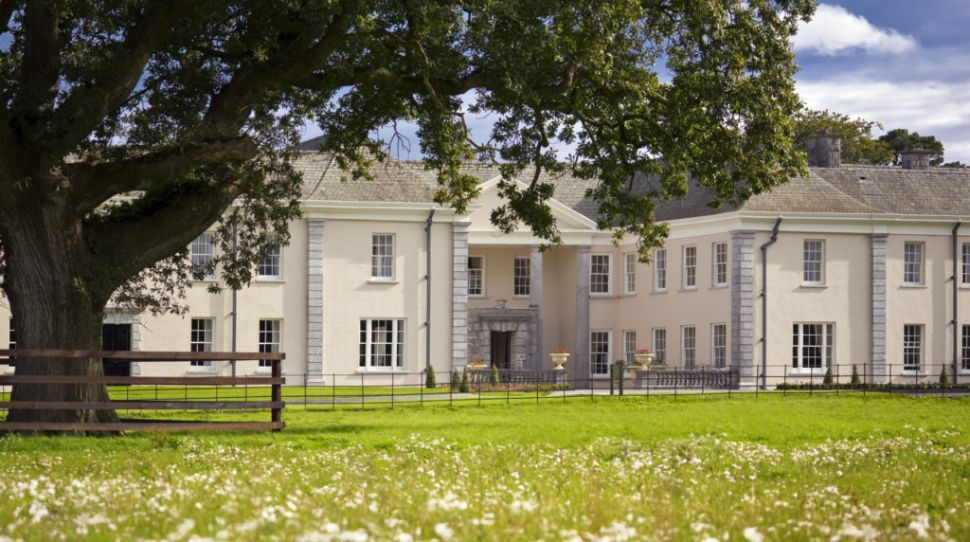 12 Days of Christmas Giveaways - Two night minimoon package at Castlemartyr Resort