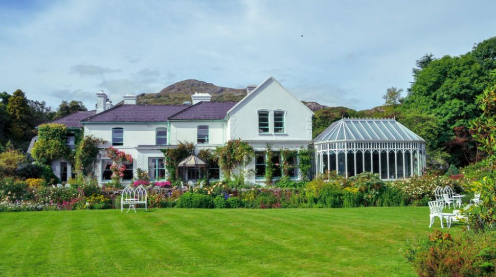WIN! Two night romantic break at Cashel House in Co Galway