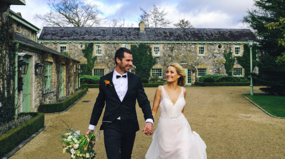 Advice on planning the perfect wedding from the team at Cliff at Lyons