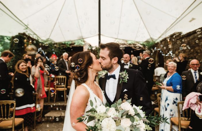 Are church weddings over? The survey results are in!