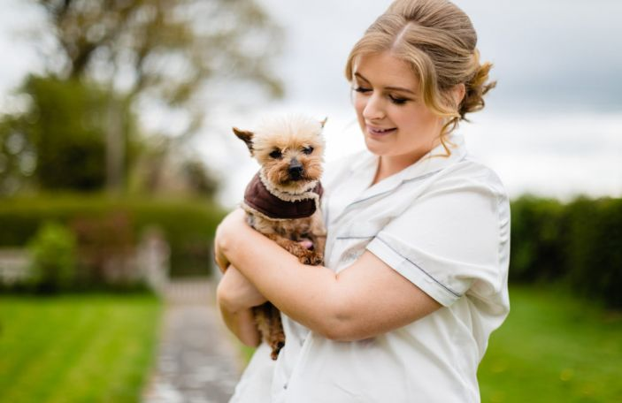 Calling all animal lovers! This cute wedding favour idea from the ISPCA might be for you
