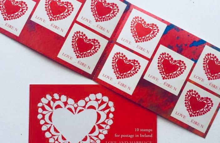 Thinking of buying An Post 'Love stamps'? Hold off until next week...