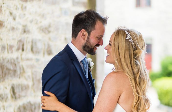 Dee and Keith's beautiful, relaxed Clonabreany House wedding
