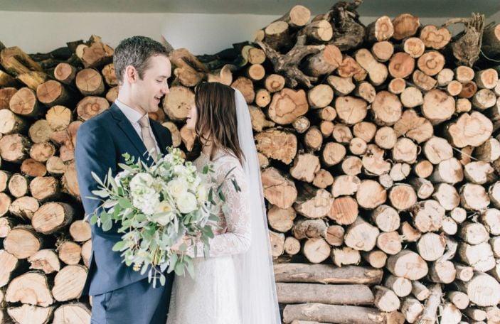 Ruth and Chris' Virginia Park Lodge Wedding